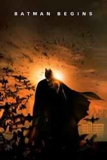 Batman Begins - Poster / Capa / Cartaz - Oficial 16