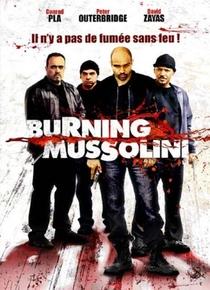 Detonando Mussolini - Poster / Capa / Cartaz - Oficial 1
