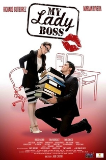 My Lady Boss - Poster / Capa / Cartaz - Oficial 1