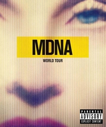 MDNA World Tour - Poster / Capa / Cartaz - Oficial 4