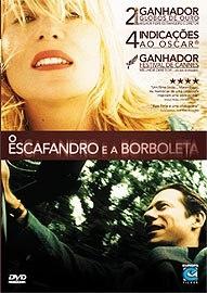 O Escafandro e a Borboleta - Poster / Capa / Cartaz - Oficial 2