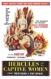 Hércules na Conquista de Atlântida - Poster / Capa / Cartaz - Oficial 2