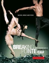Breaking Pointe (1ª Temporada) - Poster / Capa / Cartaz - Oficial 1