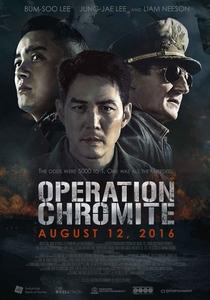 Operação Chromite - Poster / Capa / Cartaz - Oficial 1