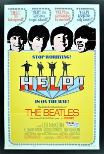 Help! - Poster / Capa / Cartaz - Oficial 2