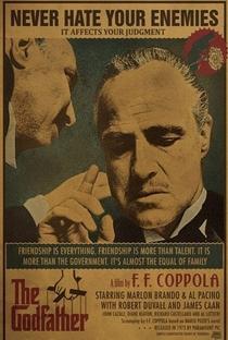 O Poderoso Chefão - Poster / Capa / Cartaz - Oficial 16