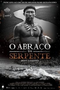 O Abraço da Serpente - Poster / Capa / Cartaz - Oficial 6