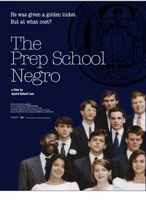 The prep school negro  - Poster / Capa / Cartaz - Oficial 1