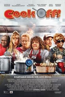 Cook Off! - Poster / Capa / Cartaz - Oficial 1