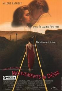 Movimentos do Desejo - Poster / Capa / Cartaz - Oficial 2