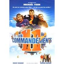 Onze mandamentos - Poster / Capa / Cartaz - Oficial 1