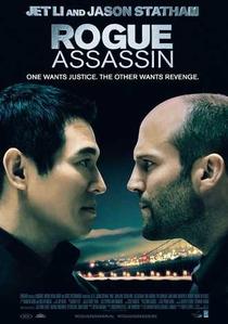 Rogue: O Assassino - Poster / Capa / Cartaz - Oficial 5