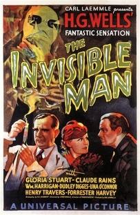 O Homem Invisível - Poster / Capa / Cartaz - Oficial 9