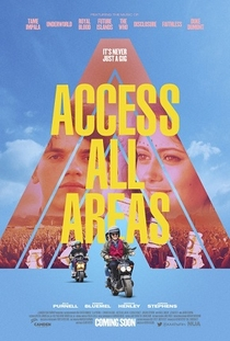 Access All Areas - Poster / Capa / Cartaz - Oficial 1