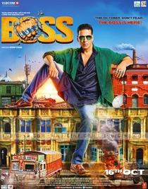 Boss - Poster / Capa / Cartaz - Oficial 1