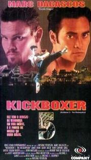 Kickboxer V - O Desafio Final - Poster / Capa / Cartaz - Oficial 2