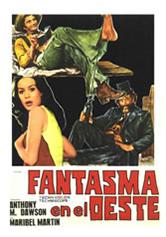 Fantasma en el Oeste  - Poster / Capa / Cartaz - Oficial 1