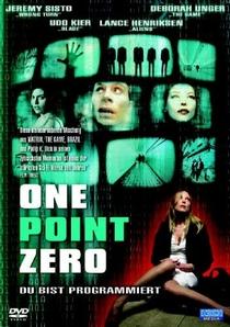 Um Ponto Zero - Poster / Capa / Cartaz - Oficial 4