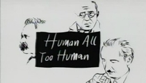 Human All Too Human – Heidegger - Poster / Capa / Cartaz - Oficial 1