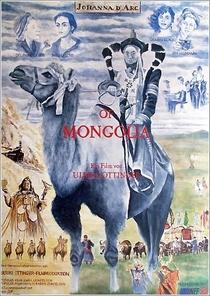 Johanna D'Arc of Mongolia - Poster / Capa / Cartaz - Oficial 1