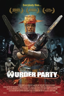 Murder Party - Poster / Capa / Cartaz - Oficial 1