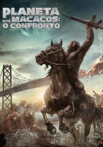 Planeta dos Macacos: O Confronto - Poster / Capa / Cartaz - Oficial 8
