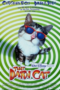 O Diabólico Agente D.C. - Poster / Capa / Cartaz - Oficial 1