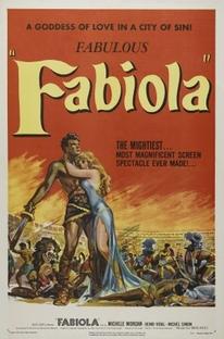 Fabíola - Poster / Capa / Cartaz - Oficial 6