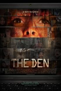 The Den - Poster / Capa / Cartaz - Oficial 2
