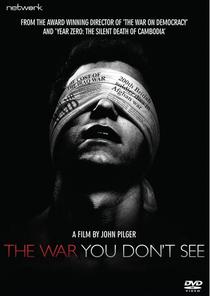 A Guerra Que Você Não Vê - Poster / Capa / Cartaz - Oficial 1