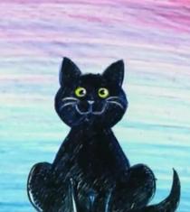Volevo Un Gatto Nero - Poster / Capa / Cartaz - Oficial 1