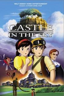 O Castelo no Céu - Poster / Capa / Cartaz - Oficial 7