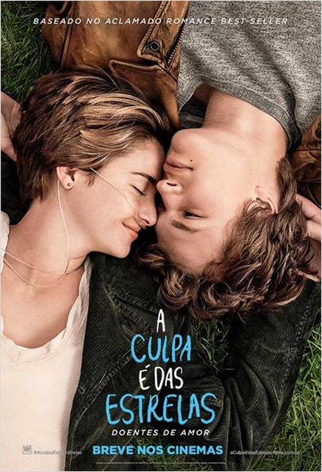 FILMES E GAMES - E tudo sobre a cultura POP   A Culpa é das Estrelas (The Fault In Our Stars) - Crítica