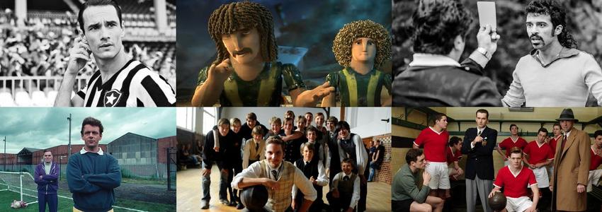 Pitada de Cinema Cult: Top 20 - Filmes Sobre Futebol