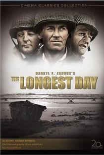 O Mais Longo dos Dias - Poster / Capa / Cartaz - Oficial 1