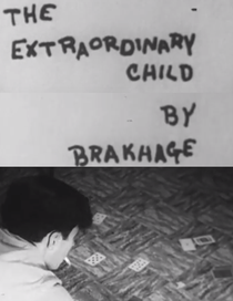 The Extraordinary Child  - Poster / Capa / Cartaz - Oficial 1