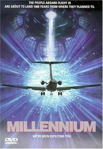 Millennium - Os Guardiões do Futuro - Poster / Capa / Cartaz - Oficial 2