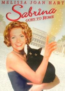 Sabrina Vai à Roma - Poster / Capa / Cartaz - Oficial 1
