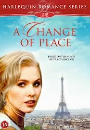 A Change of Place - Poster / Capa / Cartaz - Oficial 1