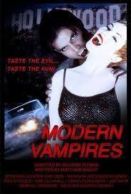 Vampiros Modernos - Poster / Capa / Cartaz - Oficial 1