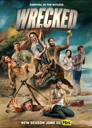Wrecked (2ª Temporada) (Wrecked (Season 2))