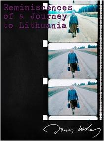 Reminiscências de uma Viagem a Lituânia - Poster / Capa / Cartaz - Oficial 1