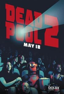 Deadpool 2 - Poster / Capa / Cartaz - Oficial 11