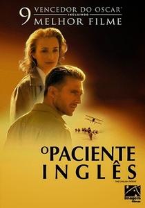 O Paciente Inglês - Poster / Capa / Cartaz - Oficial 8