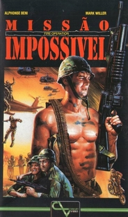 Missão Impossivel - Poster / Capa / Cartaz - Oficial 1