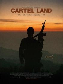 Terra de Cartéis - Poster / Capa / Cartaz - Oficial 3