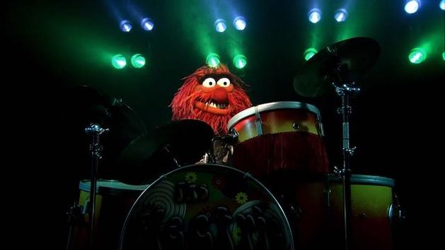 """""""Whiplash"""" estrelado pelo Animal dos Muppets é tudo que você precisa assistir hoje"""