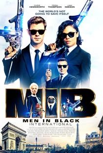MIB: Homens de Preto - Internacional - Poster / Capa / Cartaz - Oficial 2