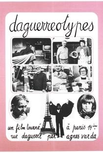 Daguerreótipos - Poster / Capa / Cartaz - Oficial 2