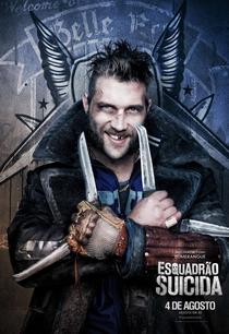Esquadrão Suicida - Poster / Capa / Cartaz - Oficial 40